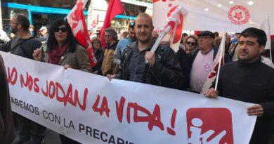 IU Guadalajara en el 1º de Mayo