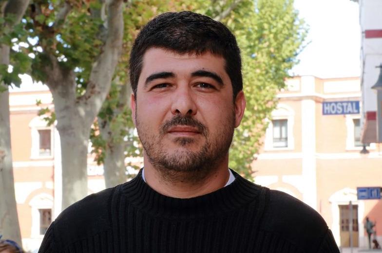 Julian Atienza, Coordinador Provincial de IU Guadalajara