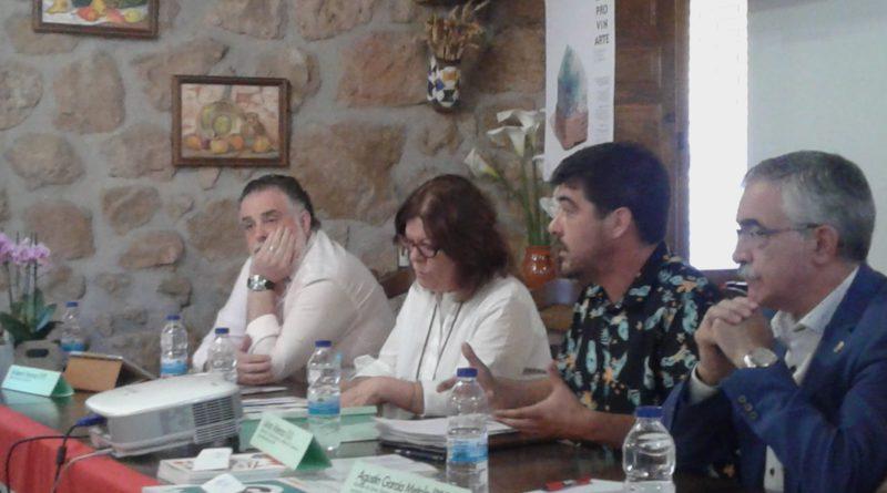 Julian Atienza en las Jornadas sobre alternativas y oportunidades en el medio rural