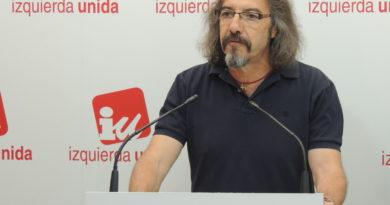 Natalio Gonzalez Responsable de Educación en IU-CLM
