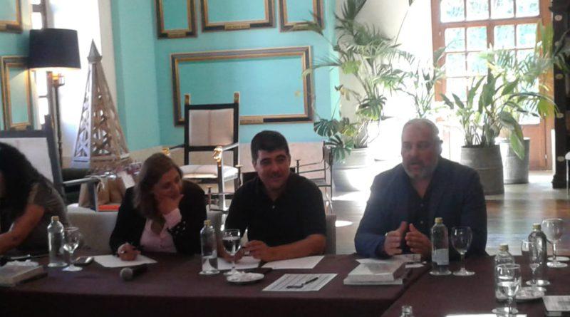 Julián Atienza en la reunión estatal de la Comisión de Desarrollo Rural de la FEMP en Asturias