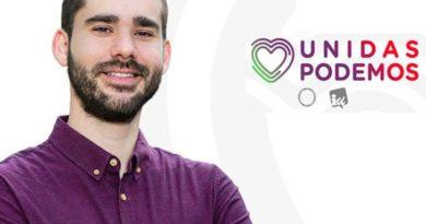 Comunicado de UNIDAS PODEMOS Izquierda Unida ante la denuncia interpuesta por el grupo municipal de Vox de Guadalajara
